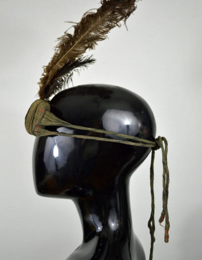 Wodaabe Feather Headdress 1338_0003