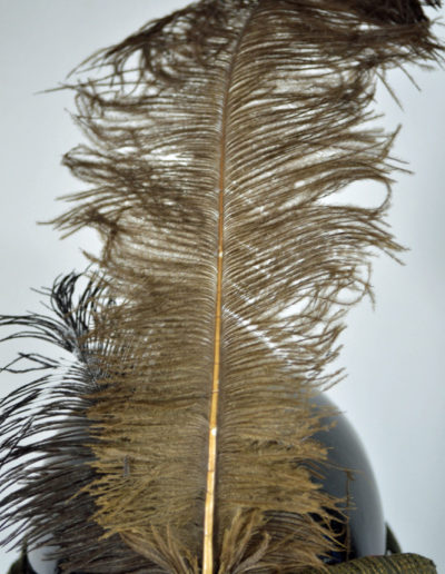 Wodaabe Feather Headdress 1338_0011