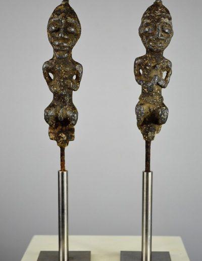 Yoruba Pair Edan Markers 0953 (1)