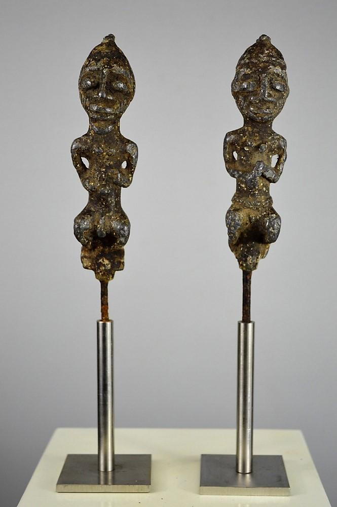 Yoruba Edan Markers