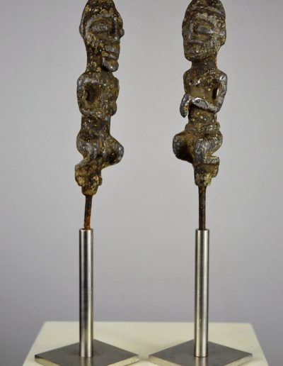 Yoruba Pair Edan Markers 0953 (2)