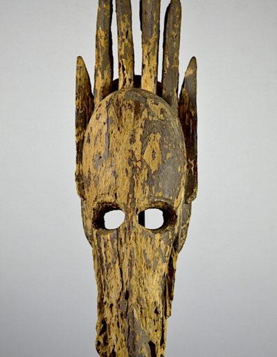 Bambara Suruku Mask 0925 Seward Kennedy N'tomo Mask 0925 (2)