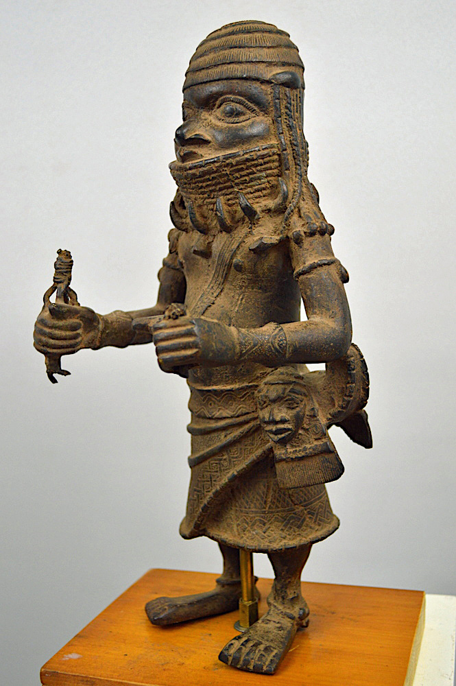 Benin Bronze Guard