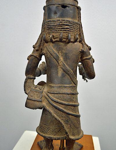 Benin Bronze Guard 1249_0006