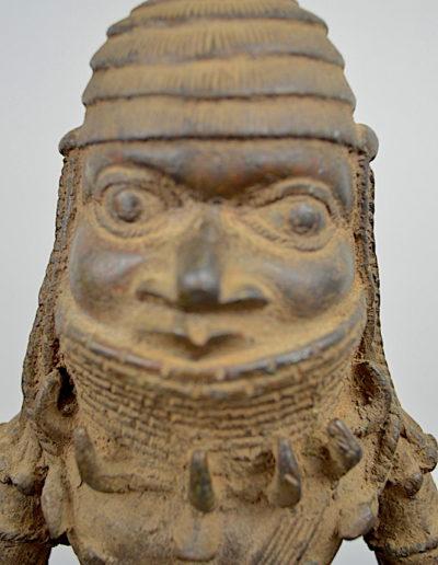 Benin Bronze Guard 1249_0007