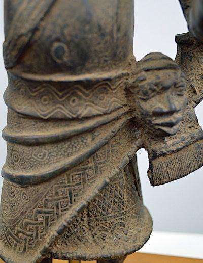 Benin Bronze Guard 1249_0009