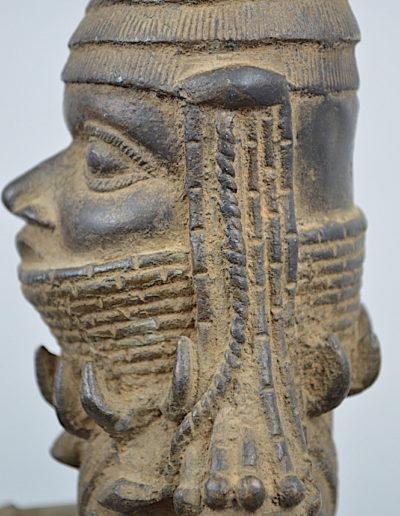 Benin Bronze Guard 1249_0016