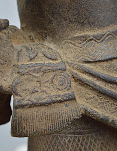 Benin Bronze Guard 1249_0018