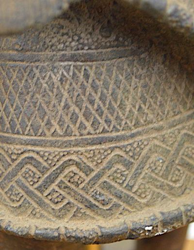 Benin Bronze Guard 1249_0019