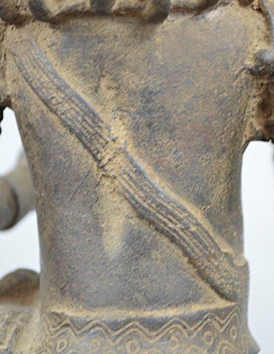 Benin Bronze Guard 1249_0021