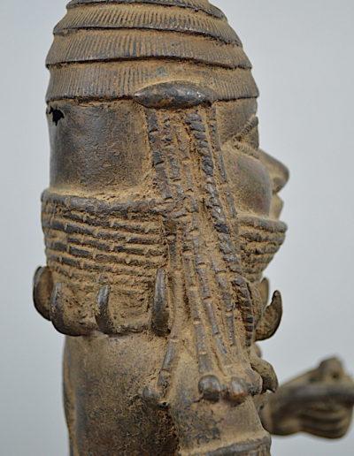 Benin Bronze Guard 1249_0023