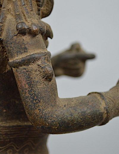 Benin Bronze Guard 1249_0024
