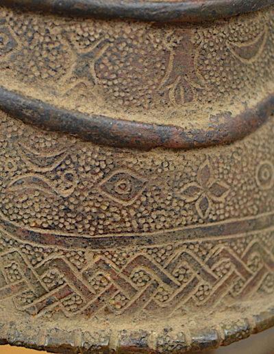 Benin Bronze Guard 1249_0027
