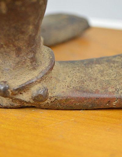 Benin Bronze Guard 1249_0028
