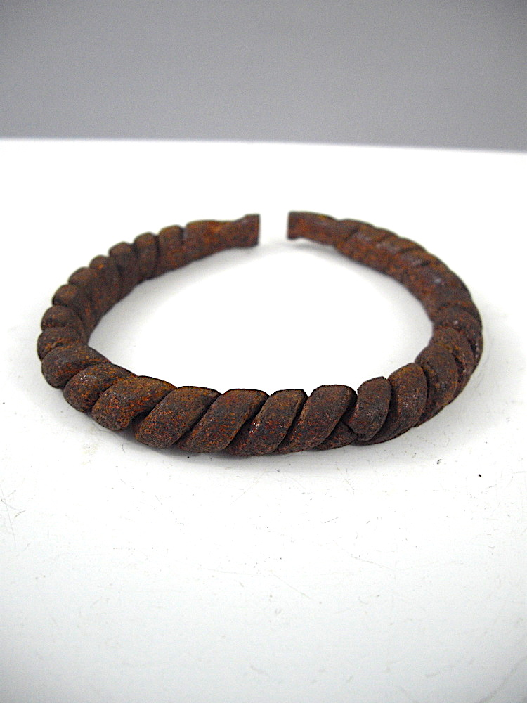 Dogon Iron Bangle