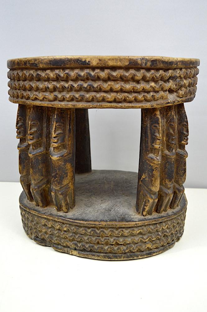Dogon Figural Stool