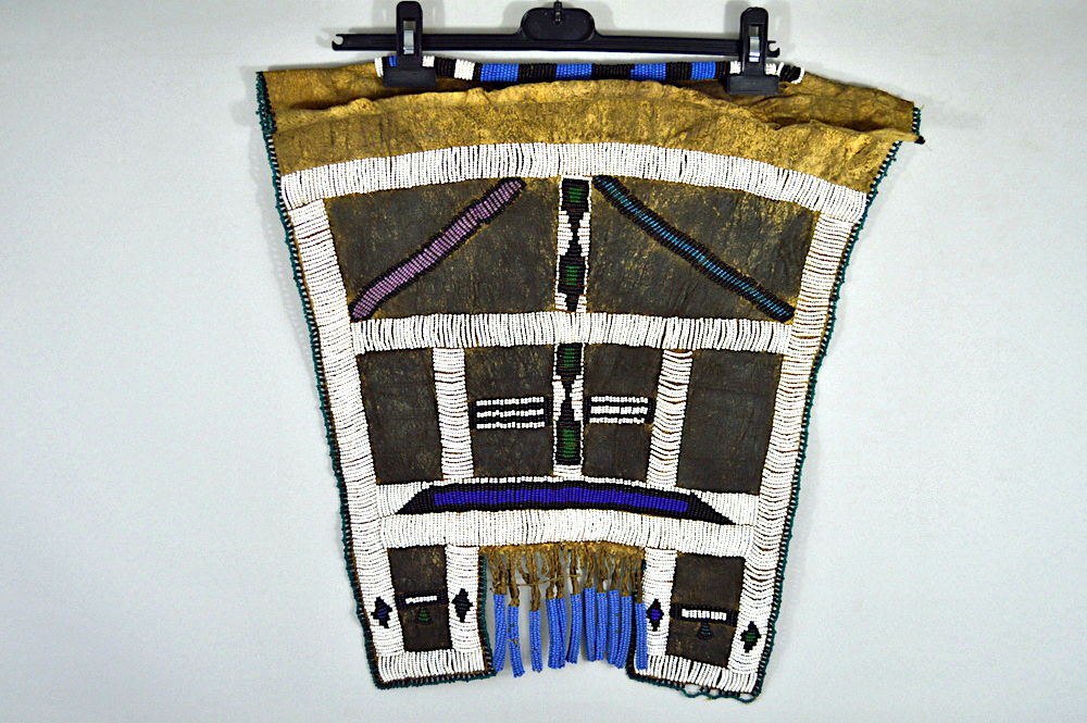 Ndebele Beaded Apron