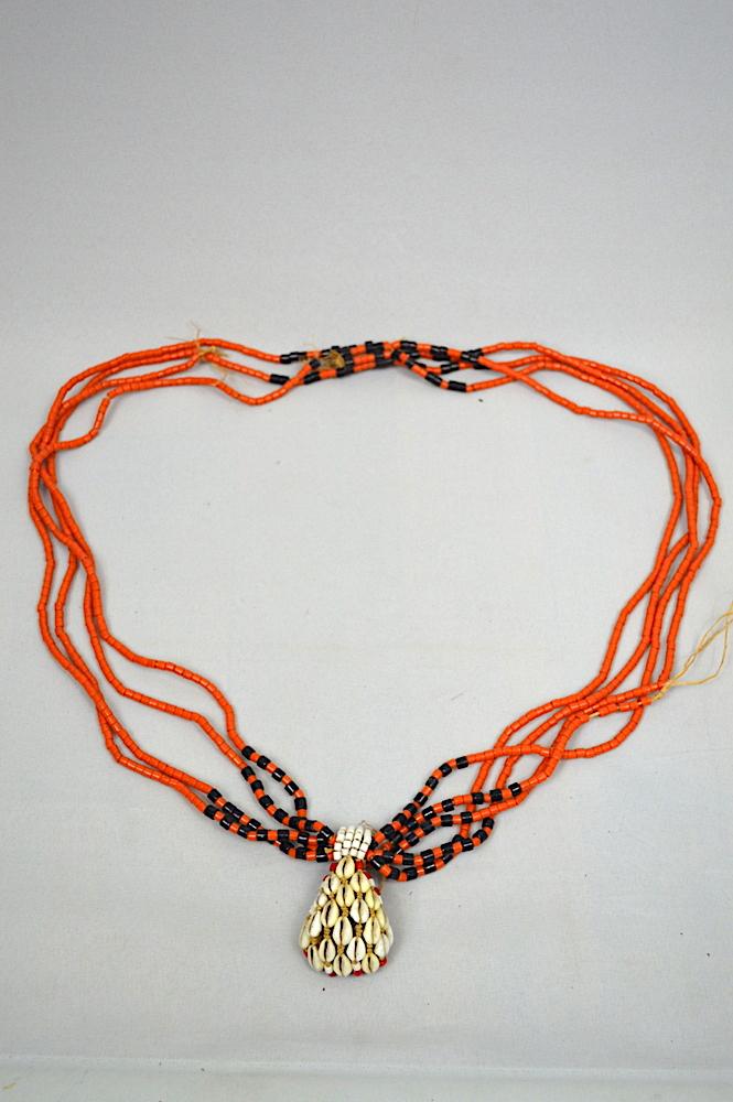 Kuba Beaded Necklace