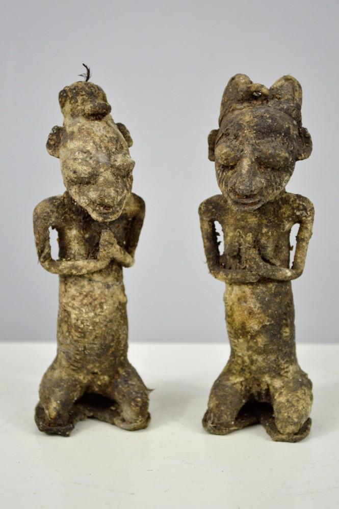 Yoruba Onile Figures
