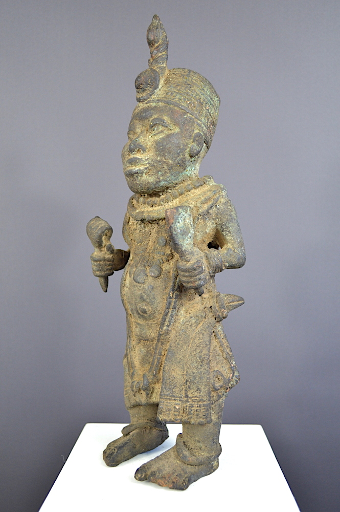 Benin Bronze Royal Guard
