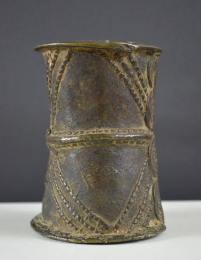 Gurunsi Bronze Bangle 1592_0002