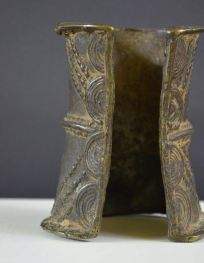 Gurunsi Bronze Bangle 1592_0004