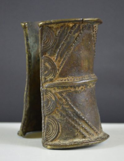 Gurunsi Bronze Bangle 1592_0005