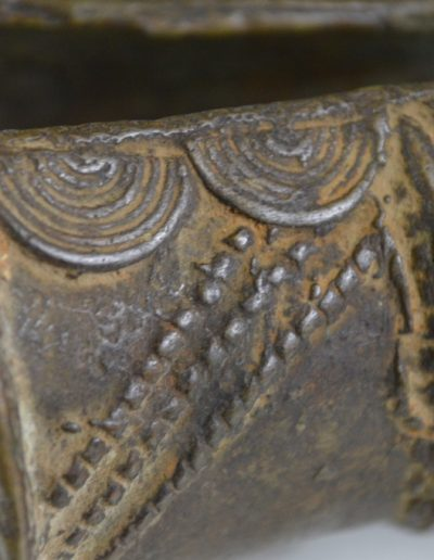 Gurunsi Bronze Bangle 1592_0013