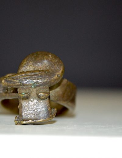 Senufo Bronze Ring 1598_0009