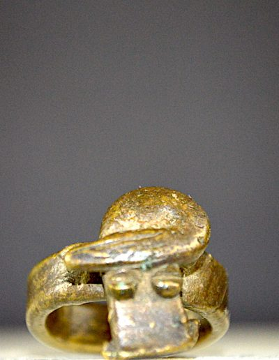 Senufo Bronze Ring 1598_0016