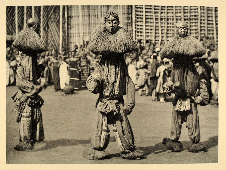 Bamum Dancers