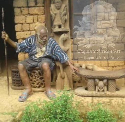 Bamileke Chiefs stool
