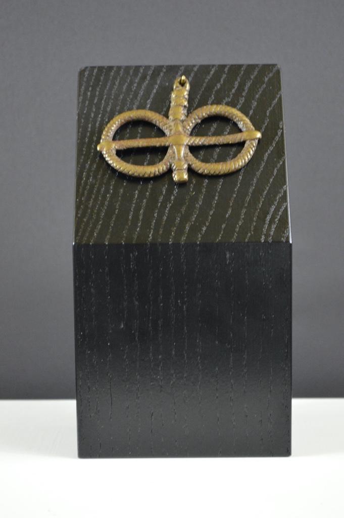 Lobi Brass Pendant