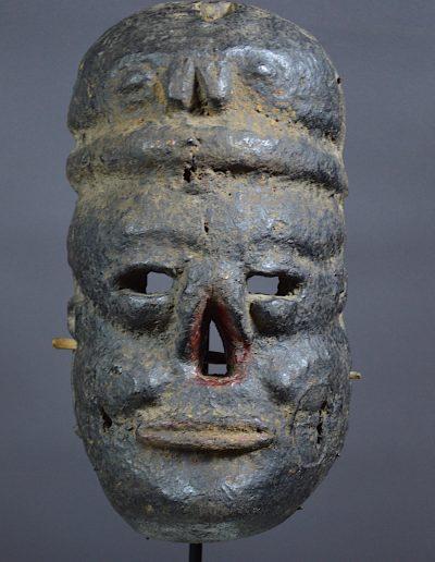 Ibibio Ekpo Society Mask