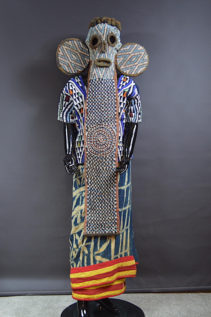 Bamileke Elephant Mask