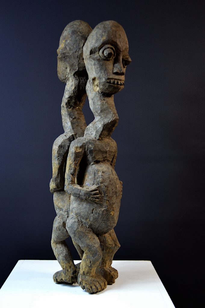 Bamileke Mupo Healing Fetish Figure