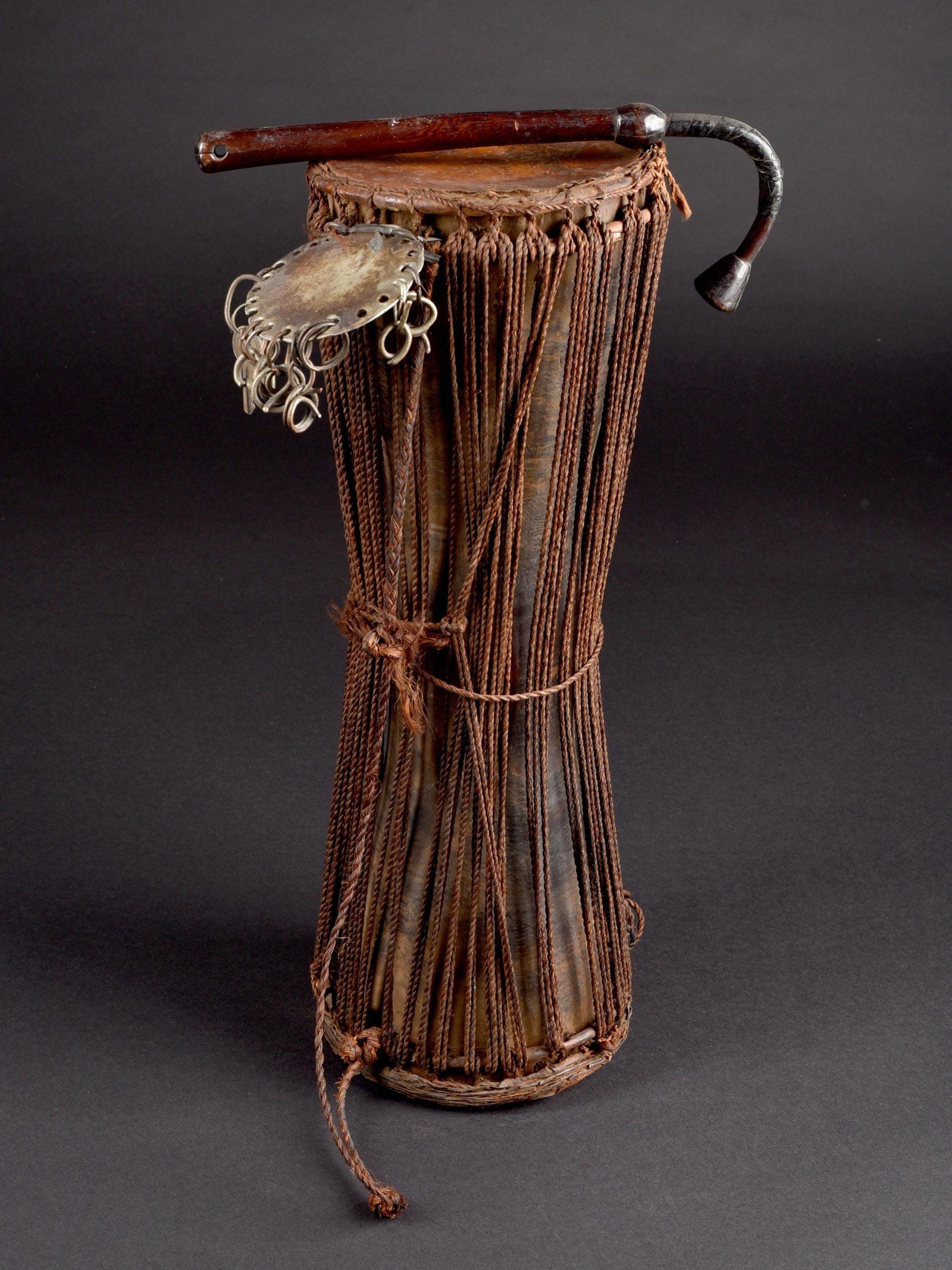 Yoruba talking drum