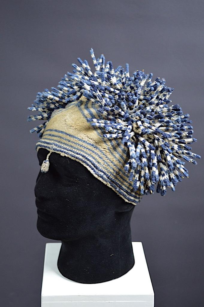 Bamileke Hat