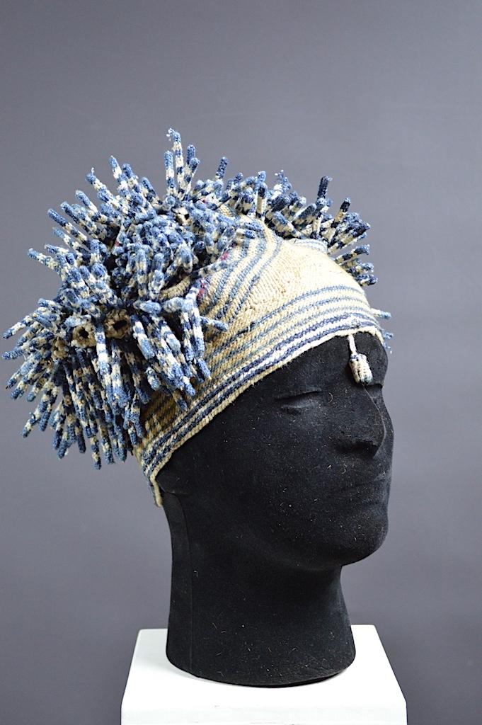 Bamileke title holders hat