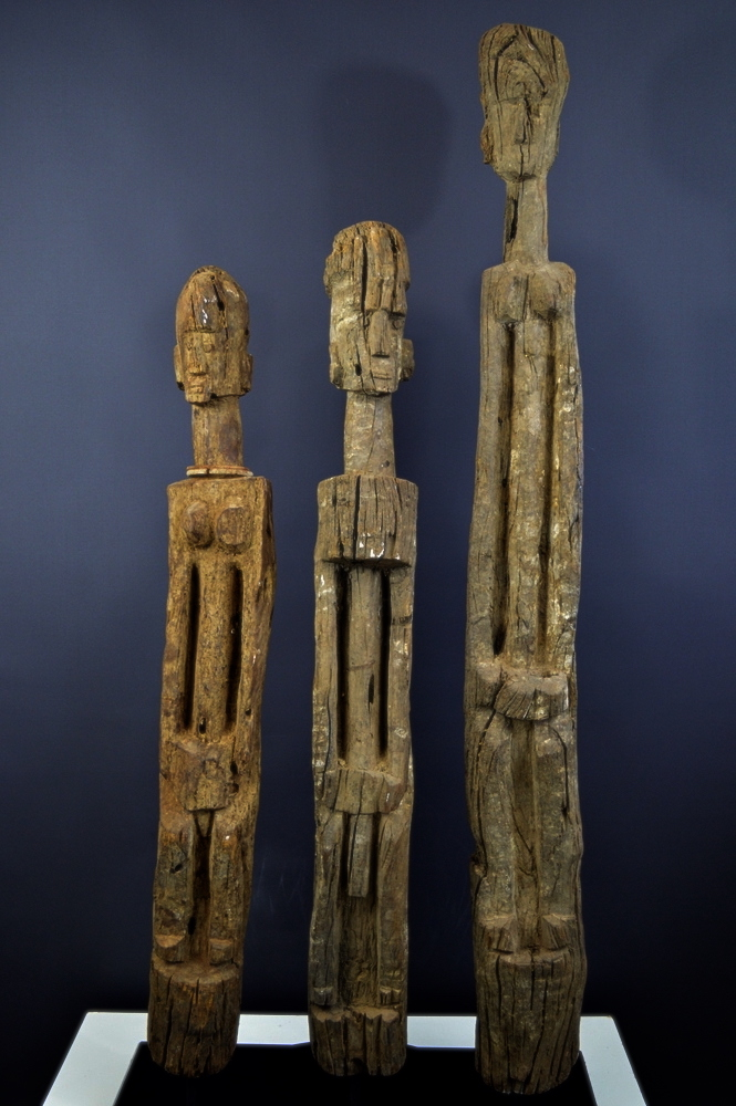 Dogon Pegu figures