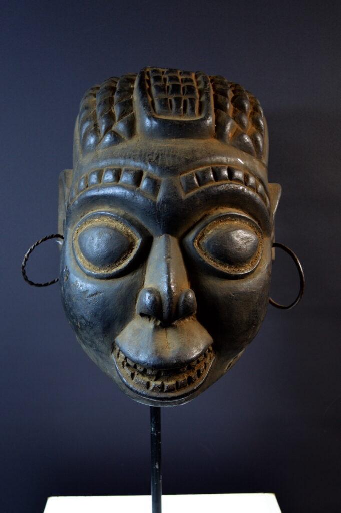 Bamileke Nafoyn Helmet Mask